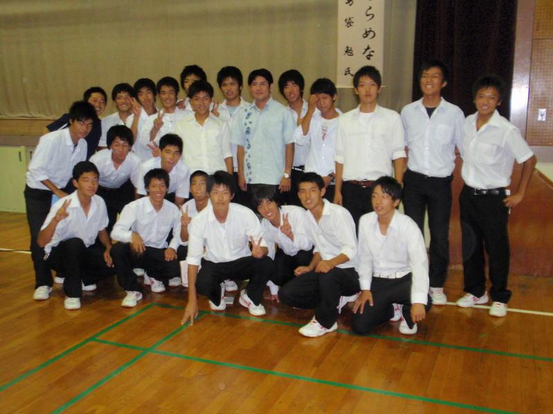 熱田高等学校制服画像